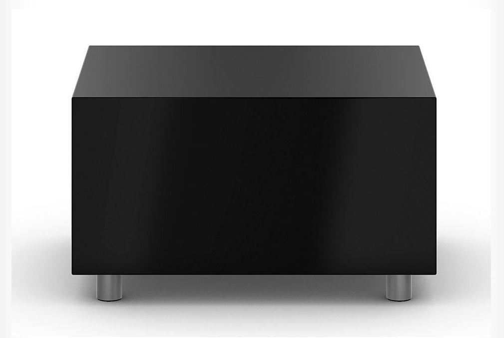 loewe subwoofer 525 instalacje audio video. Black Bedroom Furniture Sets. Home Design Ideas