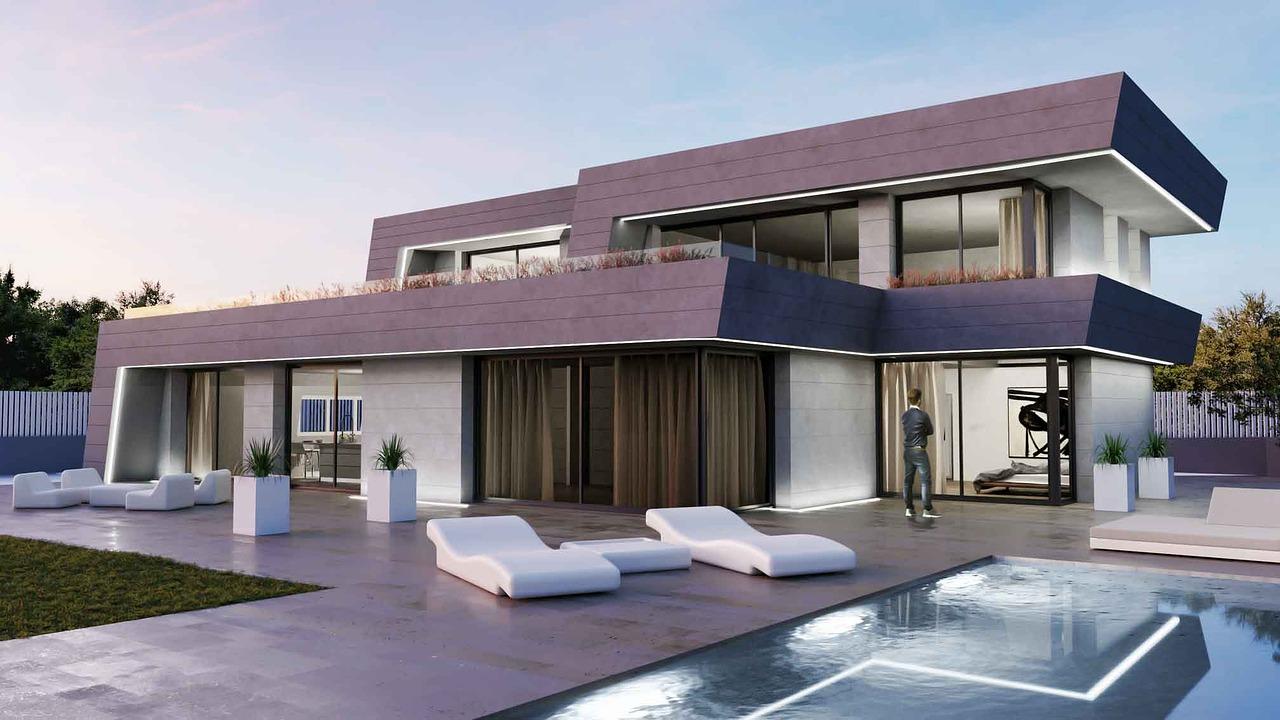 ekologiczny i inteligentny dom